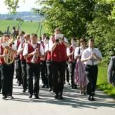 Gründungsfeier 2009 – Festumzug und Gottesdienst